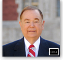 David Boren, President of the University of Oklahoma