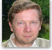 Eckhart Tolle, Spiritual Teacher and author