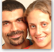 Erwan Davon and  Alicia Bayer, Master Teachers in Sensuality