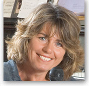 Heather  Gorringe, Founder of Wiggly Wigglers