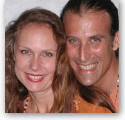 Mark Michaels &amp; Patricia Johnson, Tantric Couple