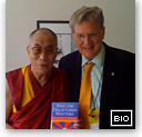Robert Thurman, B.A., A.M. and Ph.D.