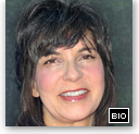 "Sheryl Kurland, designer, speaker, columnist, author/editor of ""Everlasting  M"