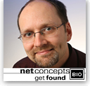 Stephan Spencer, M.Sc., President of Netconcepts